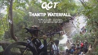 Prachinburi Thailand  City pictures : Gravity Cycling Team @ ThanTip Waterfall,Prachinburi,Thailand.
