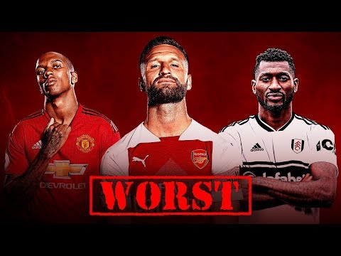 WORST Team Of The Season XI