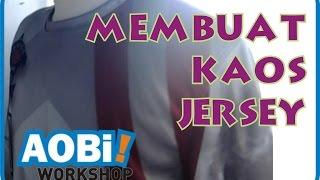 Download Video Making a Jersey / kaos Jersey dengan digital sablon (Sublimation) MP3 3GP MP4