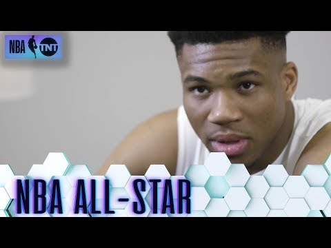 Finding Giannis | NBA on TNT