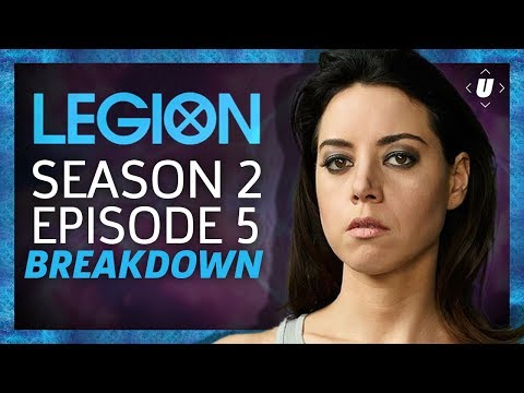 Legion Season 2: Episode 5 Breakdown!