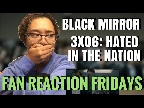 """Black Mirror - Season 3 Episode 6: """"Hated in the Nation"""" Reaction & Review 