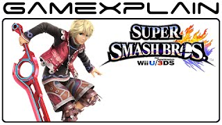 I hope we have the option to use Shulk's Japanese voice. Also did you guys hear duck hunt dog at the end of his trailer?