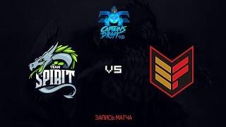 Spirit vs Effect, Capitans Draft 4.0, game 1 [Jam]