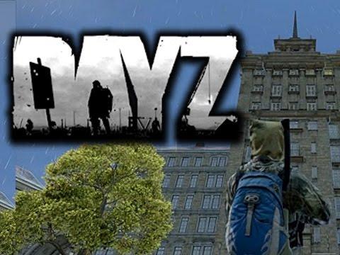 DayZ – SPLAT! (DayZ Standalone Funny Moments with The Crew!)