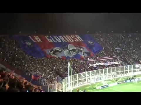 Video - San Lorenzo - River Plate (30.04.2008) - La Pandilla de Liniers - Vélez Sarsfield - Argentina