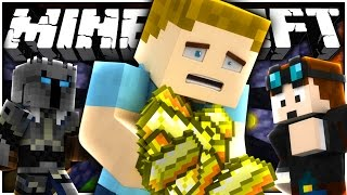 Minecraft | STEALING YOUTUBERS MONEY?! - Crazy Craft 3.0