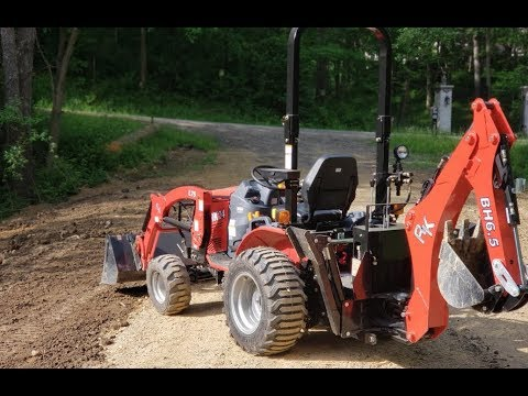 #167 SUBCOMPACT TRACTORS, Toy or Serious Tool?