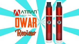 Atman OWAR - (Product Review) by Strain Central