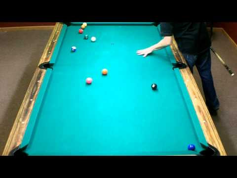 Poolplayers - http://www.maxeberle.com In this pool tutorial Max Eberle runs out a rack of 10-Ball from start to finish, showing you how to play this popular pool game and...