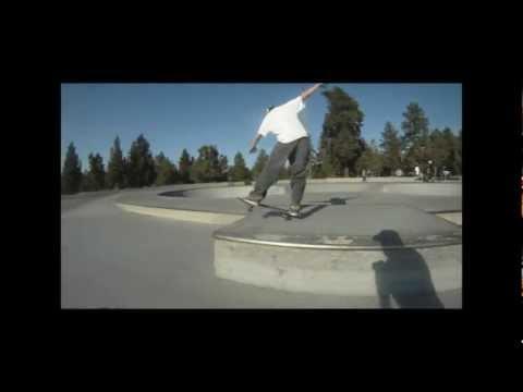 Bend Oregon Skatepark (Old pondy)