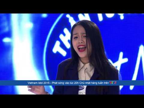 Vietnam Idol 2015 - Tập 4 - Những lời buồn - Đỗ Mỹ Linh