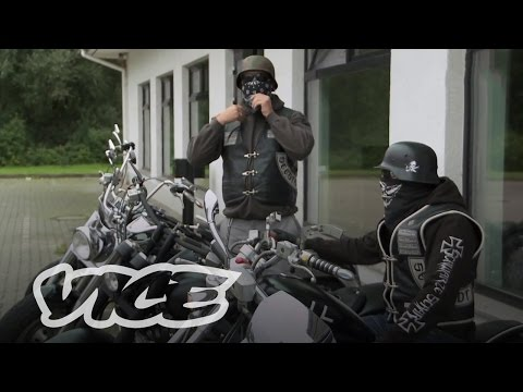 Meet the Neo-Nazi Biker Gangs of Germany
