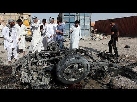 Ιράκ: Δεκάδες νεκροί και τραυματίες από εκρήξεις στην πόλη Σαμάουα