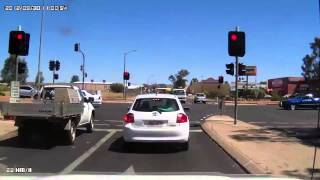 Point Stuart Australia  city photos : Video 278-Stuart Highway - Driving around Alice Springs, ending at Stuart Caravan Park