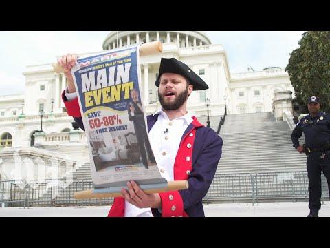 D.C. needs a town crier | Washington Post Department of Satire