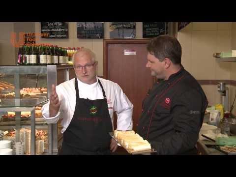 TV Gastro&Hotel: Videorecept na oblíbený cheesecake od Karla Nováka