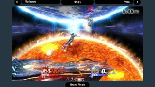 Hokkaido Smash Tournament 9 Grand Finals: Nariyasu (Cloud, Mario) vs. Hugo (Sheik)