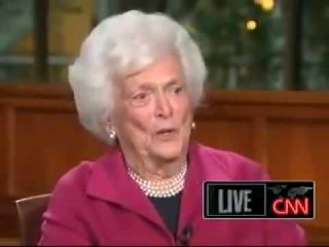 Video Satanists Barb, George Bush: