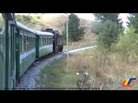 treno della sila - 20 agosto 2016