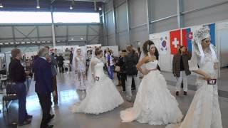 город королев прически на свадьбу