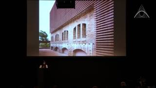 Speech Elisa Pardini - Project Recovery of an area called Ex Furnace | Archmarathon 2016