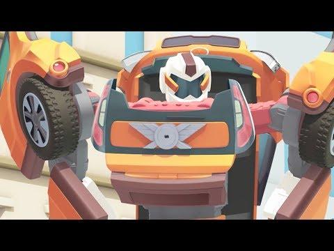 TOBOT English | 317 Traction Distraction | Season 3 Full Episode | Kids Cartoon | Videos for Kids