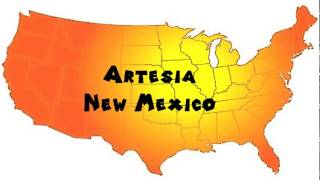 Artesia (NM) United States  city photos : How to Say or Pronounce USA Cities — Artesia, New Mexico
