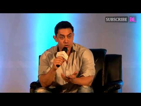 Aamir Khan At Launching Of young Inspirators Part