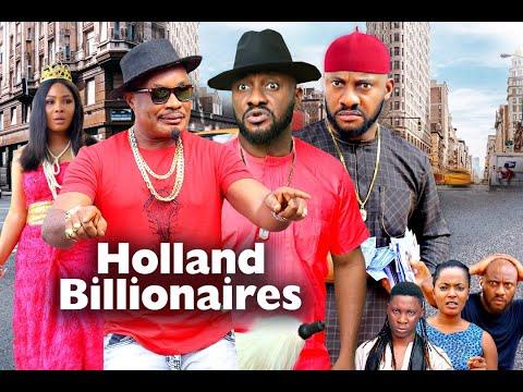 HOLLAND BILLIONAIRES SEASON 1 - (New Movie) YUL EDOCHIE 2020 Latest Nigerian Nollywood Movie Full HD