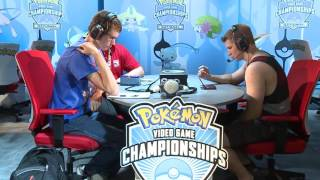 2016 Pokémon National Championships: VG Masters Top 8, Match B by The Official Pokémon Channel