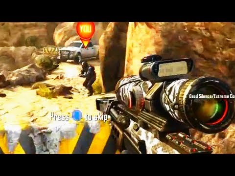 BLACK OPS 2 Invisible Assault Shield Glitch Tutorial (Black Ops 2 Glitch)