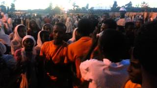 Ethiopian 2005 Timket (Epiphany) Orthodox Tewahedo Church  Or Timket Ketera At Kirkos (Cherko)