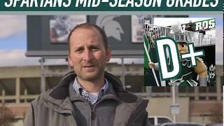 Michigan State Spartans 2018 Mid-Season Grades