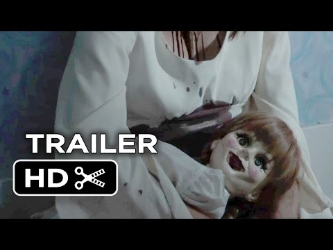 Annabelle Teaser TRAILER 1 2014  Horror Movie HD