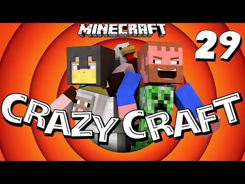 Minecraft Mods ★ BIG BERTHA POWER SWORD ★ CrazyCraft [29]
