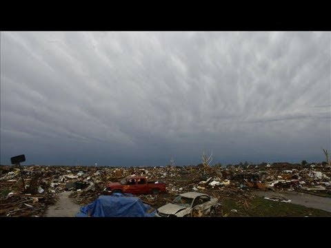 as - On Monday, May 20, 2013, a series of devastating tornadoes ravaged towns surrounding Oklahoma City, Okla. From touchdown to the aftermath and into the recove...