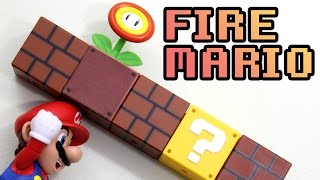 Fire Mario - Stop Motion Animation (4K)