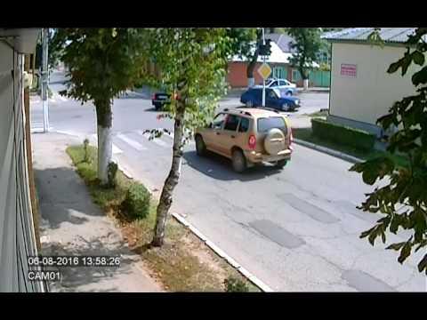 Авария в Лабинске