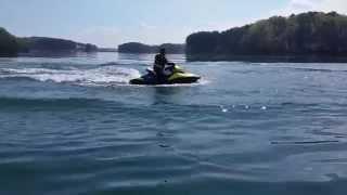 7. 2014 Yamaha VX Cruiser vs 2015 Seadoo Spark