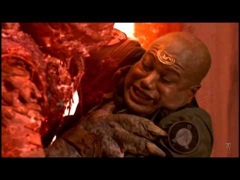 Stargate SG1 - An Asgard Goa'uld Trap (Season 1 Ep.9)