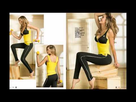 Stroje fitness dla kobiet marki