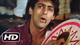 Maine Pyar Kiya (Title Song) - Salman Khan &Bhagyashree - Maine Pyar Kiya