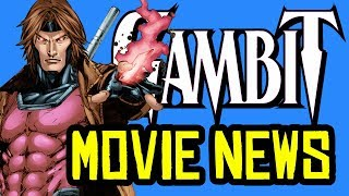 Hey everyone here's an update video on the Gambit film project.Background music by James Dean Death Scene:https://www.youtube.com/watch?v=TeuP3LS6yowCheck us out here:https://www.youtube.com/user/JamesDeanDeathScene/videos