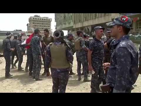 بالفيديو: شاهد فرحة العراق بانتصاره على داعش في الموصل
