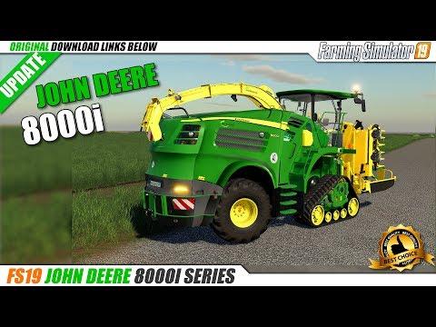 John Deere 8000i Series v2.0.0.0