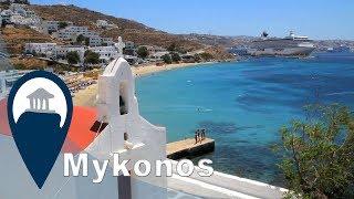 Mykonos | Agios Stefanos beach