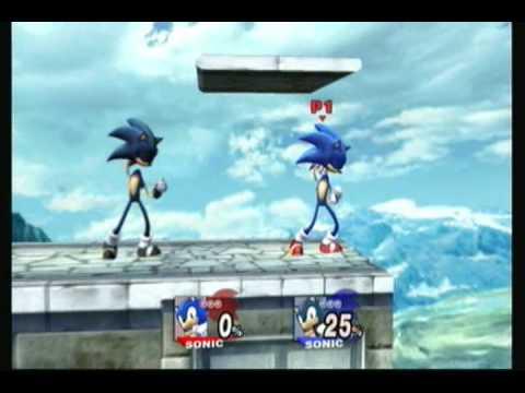 Sonic as Captain Falcon