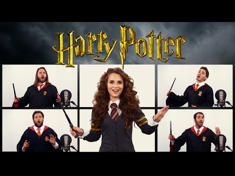 "John Williams  ""Harry Potter Main Theme"" Cover by The Warp Zone"