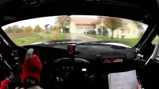 Onboard Porsche GT3 Zeltner/Zeltner 3 Städte Rallye Stage 7